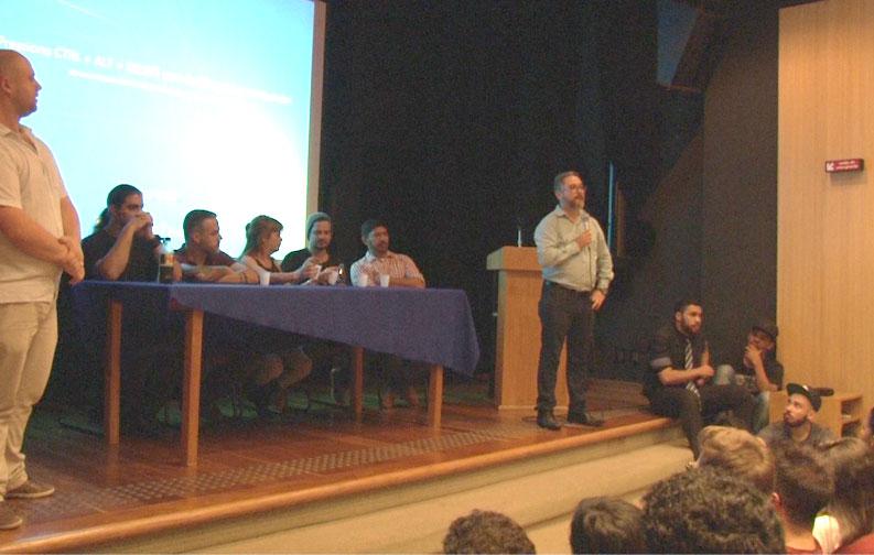 Ex-alunos Fiam-Faam compartilham experiências
