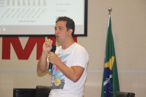 Professor Fábio Malini