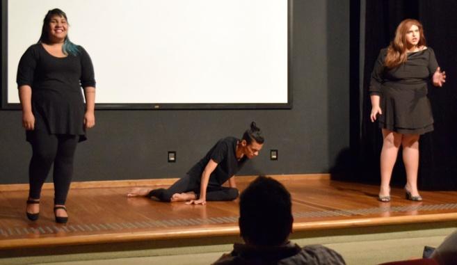 Alunos do Núcleo de Dramaturgia apresentaram montagens de obras renomadas.