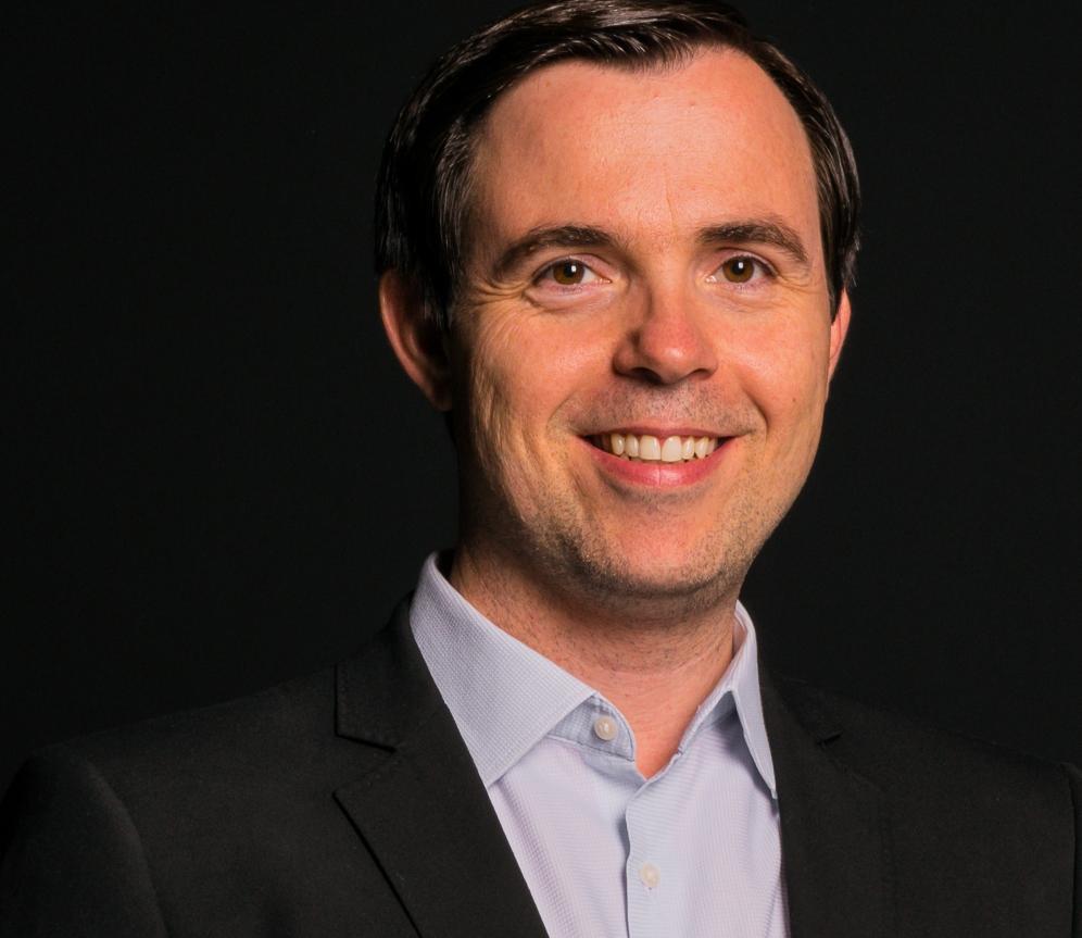 Vicente Darde, coordenador do curso de jornalismo