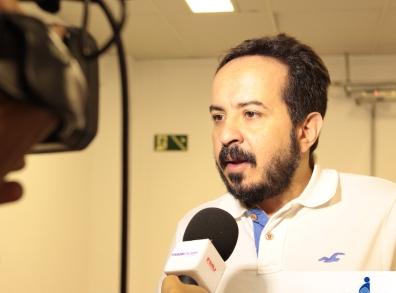 Wilson Carlos Ribas, editor-chefe do Balanço Geral (crédito: Rachel de Brito)