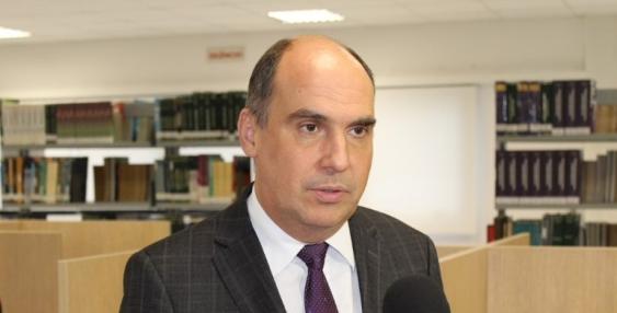 Eduardo Mendonça; Manuel Nabais da Furriela (crédito: Marcos )