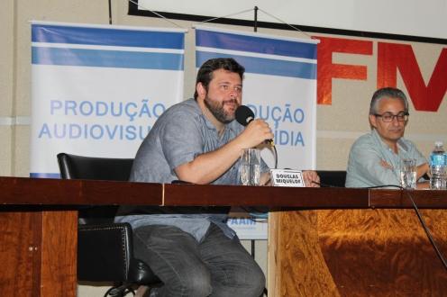 Douglas Miquelof, gerente de projetos especiais da CBN/Globo (crédito: Laura Yoko)