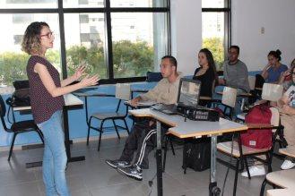 Professora Rosana Mauro (crédito: Barbara Cocurullo)